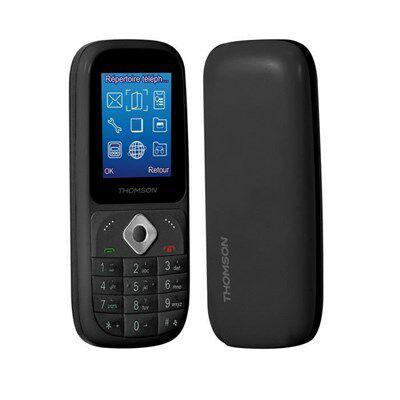 Téléphone portable Thomson Tlink 10 - Noir