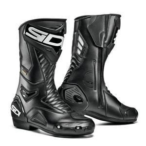 Bottes moto Sidi Performer Gore Tex en noir (tailles 40 à 43)