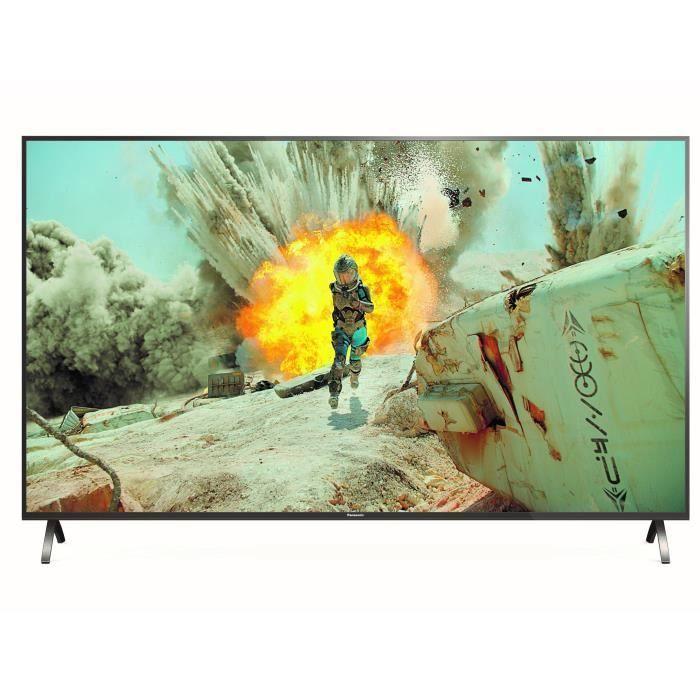 """TV 55"""" Panasonic TX-55FX700 - 4K UHD, HDR 10+, LED, Smart TV"""