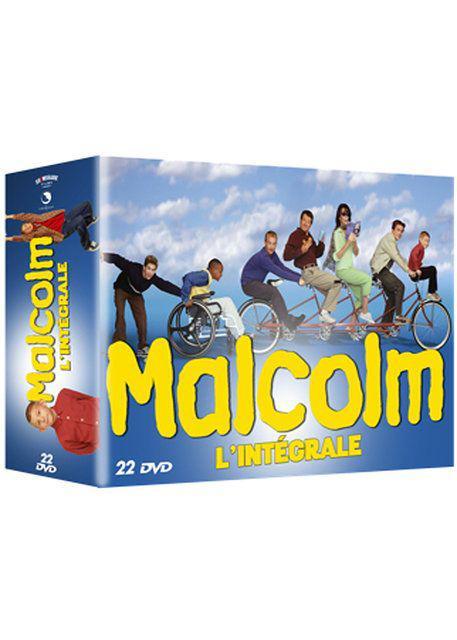 Coffret DVD Malcolm - Intégrale Saison 1 à 7 (+ entre 39€ et 49€ de bons d'achats)