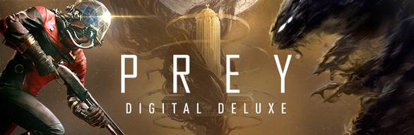 Prey Digital Deluxe sur PC (Dématérialisé)