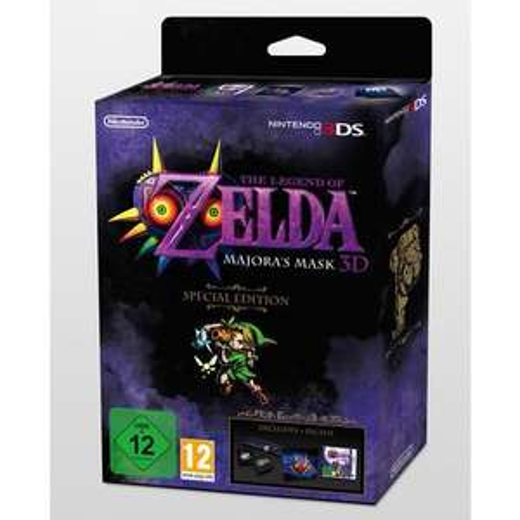 Jeu The Legend of Zelda : Majora's Mask 3D sur Nintendo 3DS - Edition Limitée