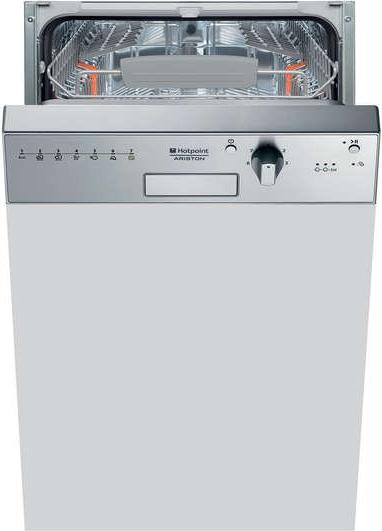 Lave vaisselle intégrable Hotpoint-Ariston LSB7M116XEU - 10 couverts, 45 cm, 46 dB, A+