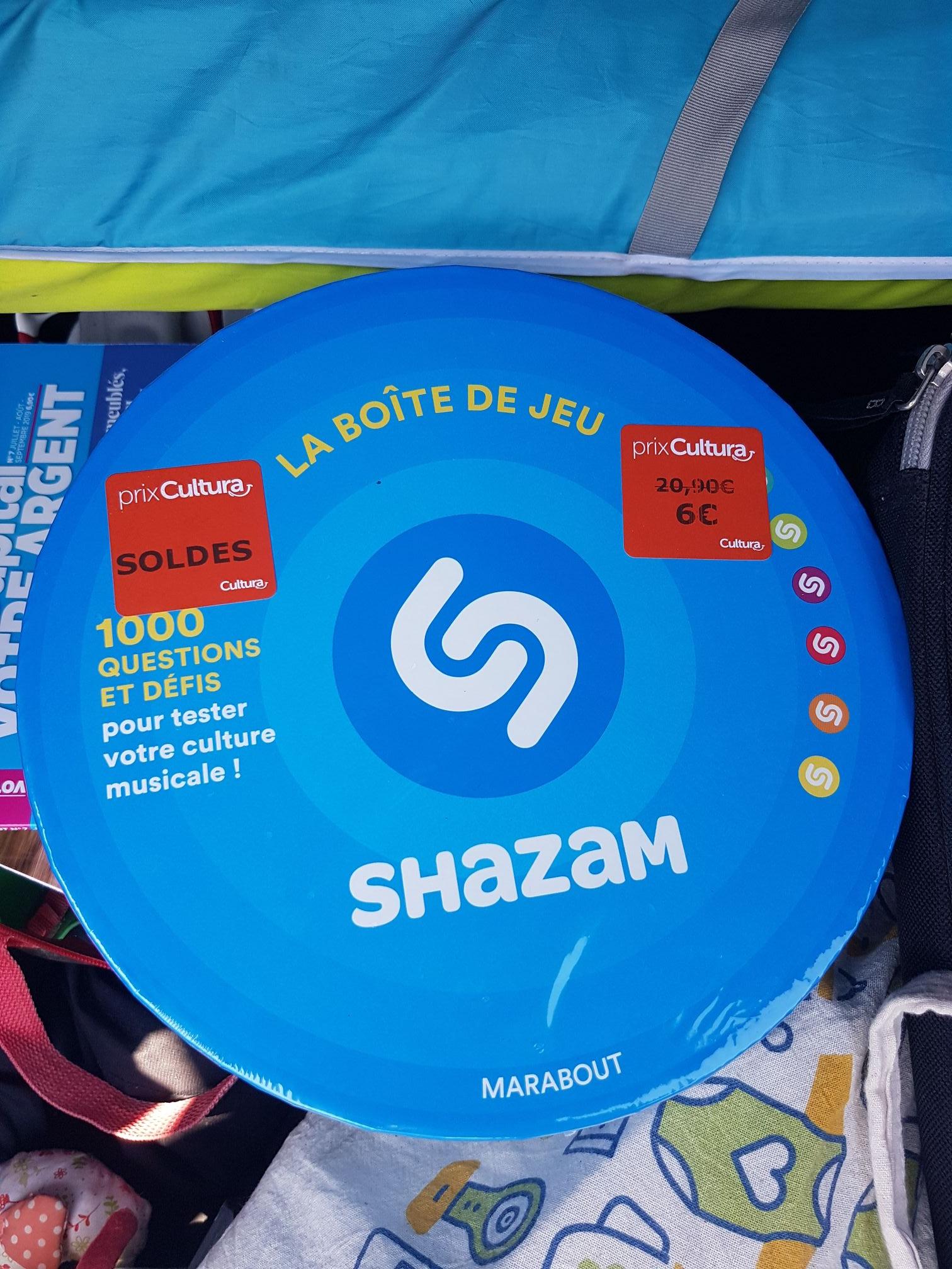 Jeu de société Shazam - Mandelieu-la-Napoule (06)