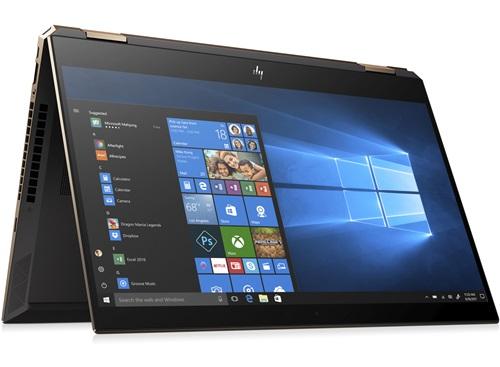 "PC portable hybride 15.6"" HP Spectre x360 15-df0009nf - 4K tactile, i7-8565U, MX150 (2 Go), 16 Go de RAM, 256 Go en SSD, Windows 10"