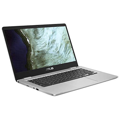 "PC Portable 14"" Asus Chromebook C423NA-BZ0027 - HD, N3350, RAM 4Go, EMMC 64Go, Chrome OS"