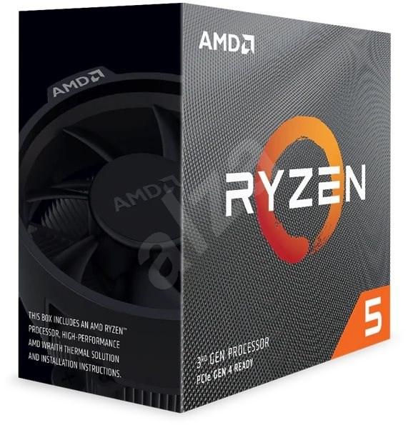Processeur AMD Ryzen 5 3600 (3.6 GHz)