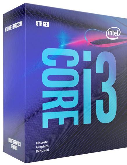 Processeur Intel Core i3-9100F (3.6 GHz)