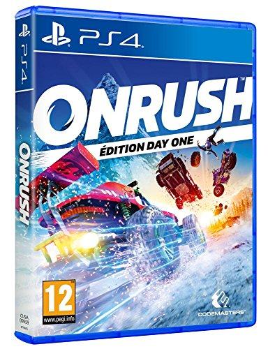 Jeu Onrush edition Day One Sur PS4