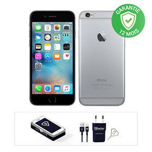 """Smartphone 4.7"""" Apple iPhone 6 - 128 Go, Gris sidéral (Reconditionné - Bon Etat)"""