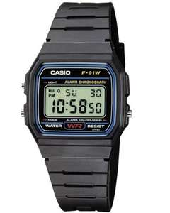 Montre Collection 1yer 91w Casio – F kP0wO8n