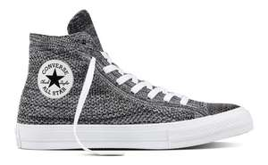 Chaussures Converse Chuck Taylor All Star X Nike Flyknit Hi - gris (du 39 au 45) - TheVillageOutlet.com