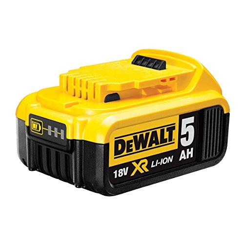 Batterie Dewalt DCB184 XR - Li-Ion 18V, 5 Ah