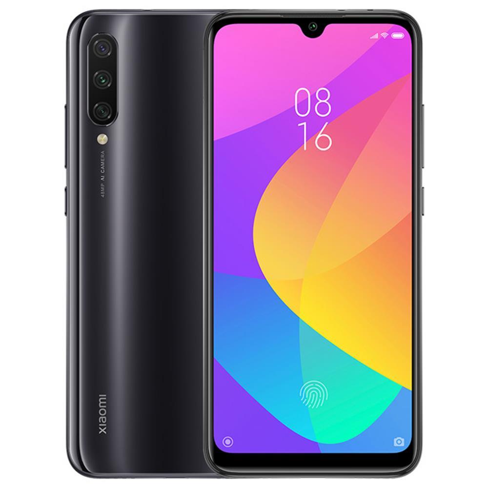 "Smartphone 6.09"" Xiaomi Mi A3 - HD+, SnapDragon 665, 4 Go de RAM, 128 Go, 4G (B20/B28), noir"