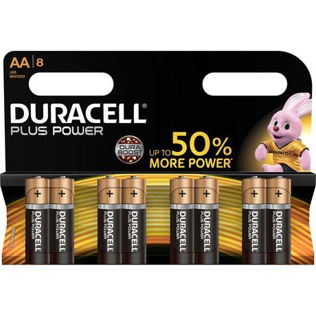 Sélection de produits en promotion - Ex : Piles duracell AA - Basse Goulaine (44)