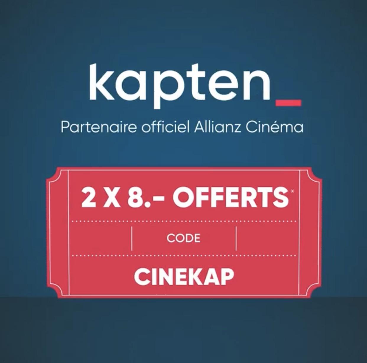 [Nouveaux Clients] 2x 7.24€ (8CHF) de réduction sur vos 2 premières courses (Frontaliers Suisse)