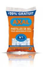 Sac de sel régénérant Axal pour adoucisseur d'eau - 12Kg, CLermont-Ferrand (63)