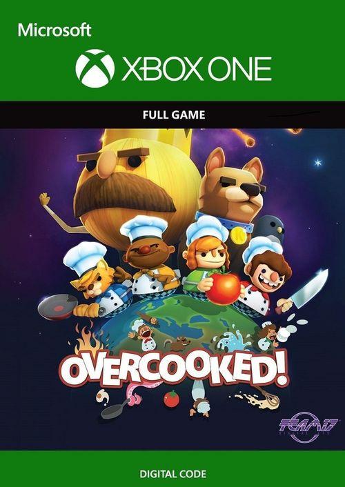 Jeu Overcooked sur Xbox One (Dématérialisé)