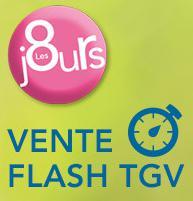 Jusqu'à 12h : Sélection de billets TGV en promo pour ce week-end - Ex : Lyon - Paris