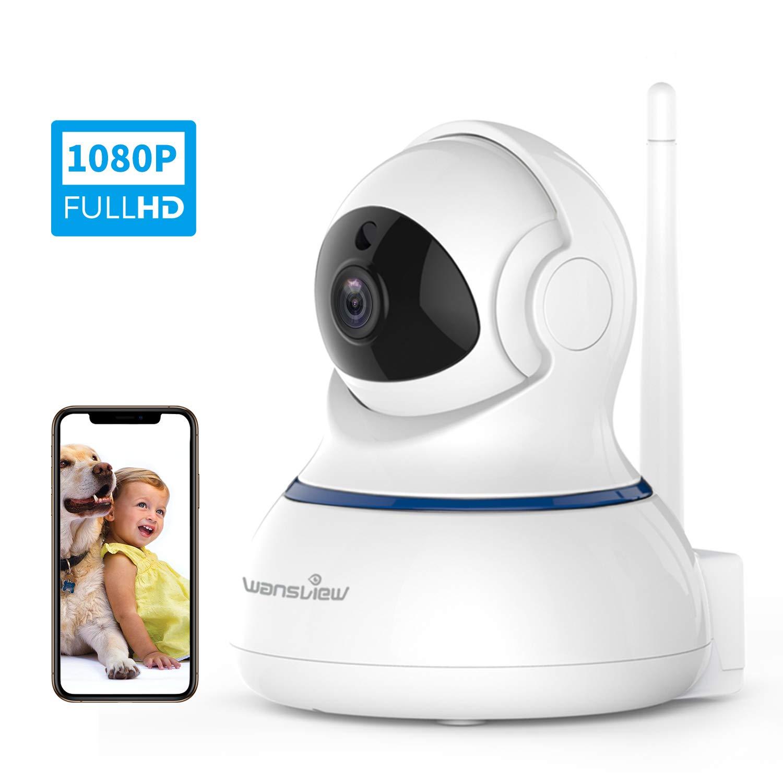 Caméra de surveillance IP Wansview PTZ Q3s - 1080P (vendeur tiers)