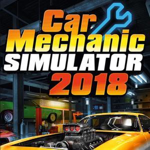 Jeu Car Mechanic Simulator 2018 sur PC (Dématérialisé)