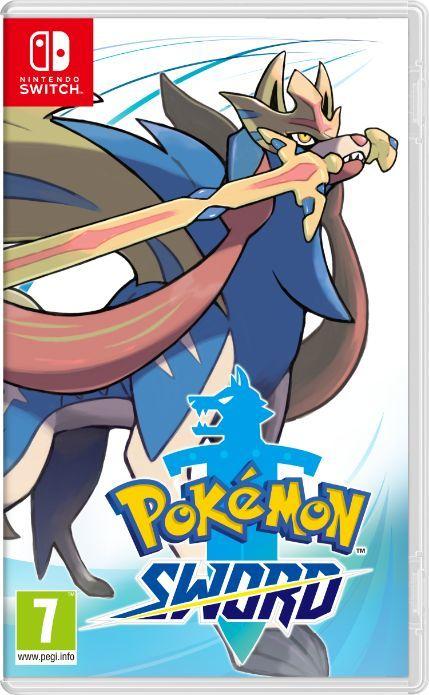 [Précommande] Pokémon Épée ou Bouclier + Steelbook + Tenue DLC (Import UK)