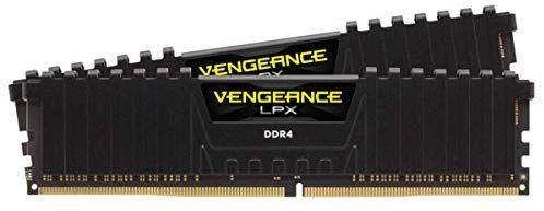 Kit mémoire RAM Corsair Vengeance LPX - 32 Go (2x16Go), DDR4, 3200MHz, C16