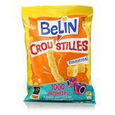 2 Paquets de Belin Croustilles goût emmental 90g + 2 boites Belin Crackers Monaco à l'emmental 55g gratuits (via BDR)