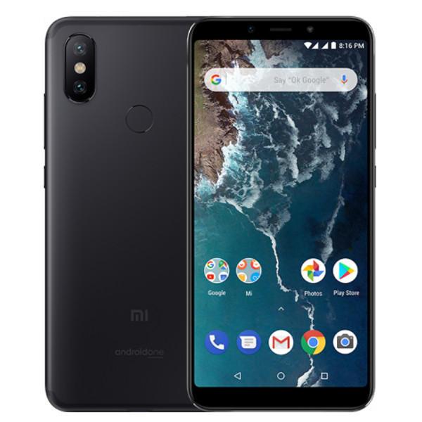 "Smartphone 5,99"" Xiaomi Mi A2 - Snapdragon 660, 4Go RAM, 64Go (Via l'application)"