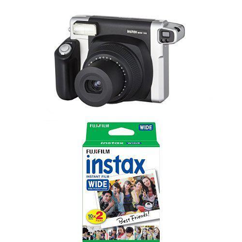 Pack Appareil photo argentique instantané Fujifilm Instax Wide 300 + 20 Films