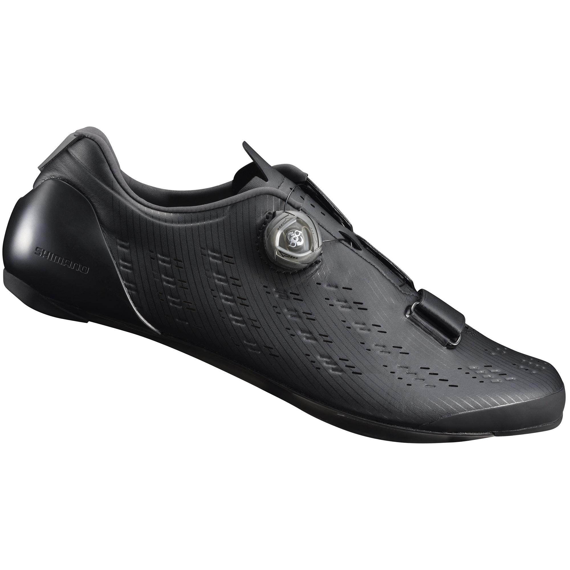 Chaussures de vélo route Shimano 2018 SH-RP9 - Noir