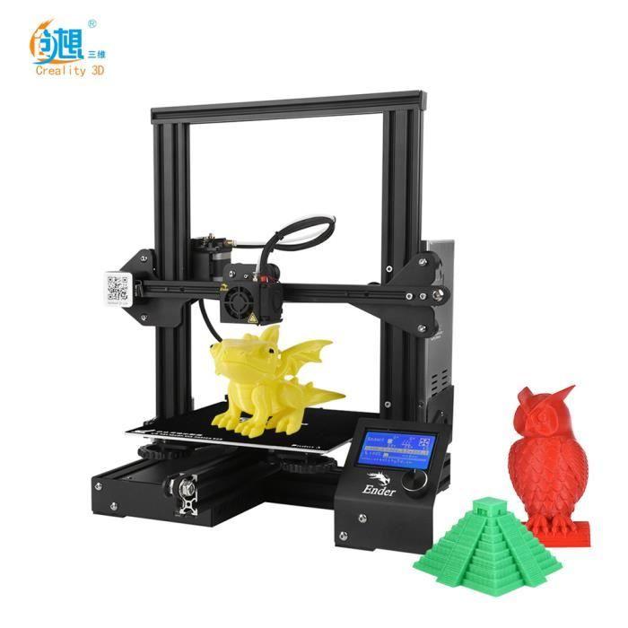 Imprimante 3D Creality 3D Ender-3 (Vendeur tiers)