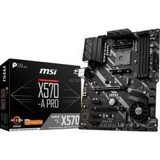 Carte mère MSI X570-A PRO - Socket AM4