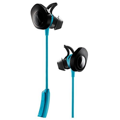 Écouteurs sans fil Bluetooth Bose SoundSport - Bleu