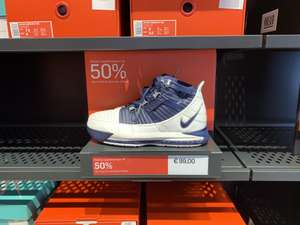0000d7e70c14 Baskets Nike Zoom Lebron 3 QS Midnight Navy - Nike Factory ''Plan de  Campagne