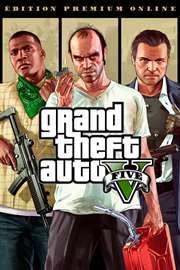 [Gold] Jeu GTA V Édition Premium Online sur Xbox One (Dématérialisé)