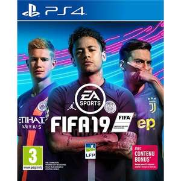 Fifa 19 sur PS4 et Xbox One