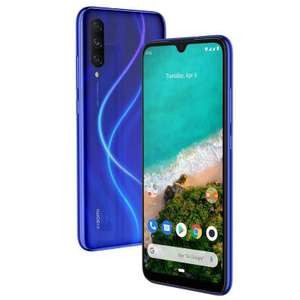 "Smartphone 6.1"" Xiaomi Mi A3 Global Version - RAM 4Go, 64Go"