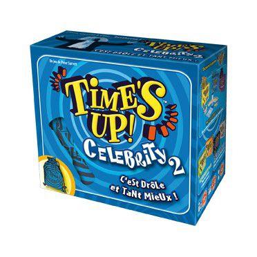 Sélection de jeux de société en promotion - Ex: Time's Up Celebrity 2 (hobby-max.fr)