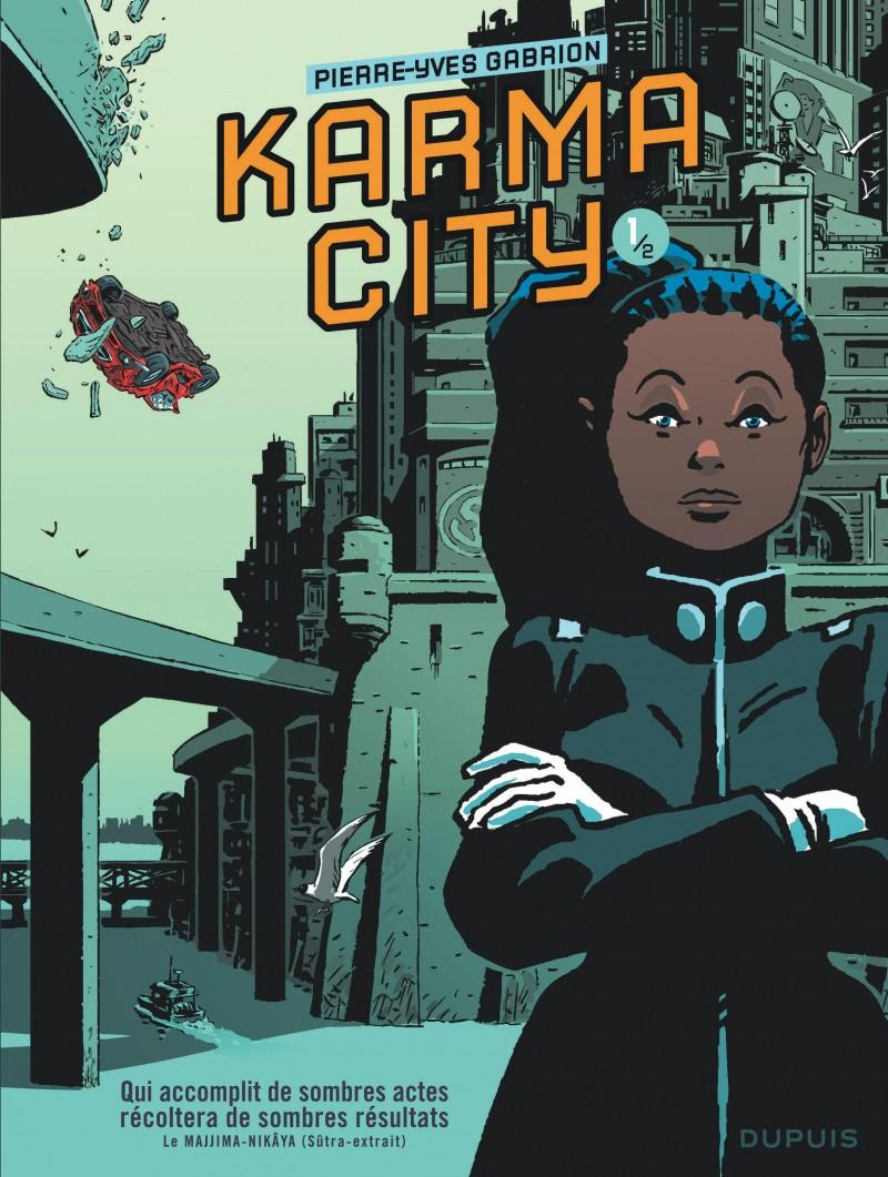Bande Dessinée Karma City Tome 1 (Dématérialisé)