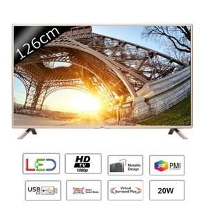 "Téléviseur 50"" LG 50LF5610 - Full HD - 300Hz - A+"