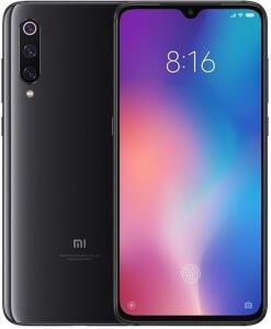 "Smartphone 6.39"" Xiaomi Mi 9 - 128Go, 6 Go de RAM, 4G (B20/B28), bleu ou noir"