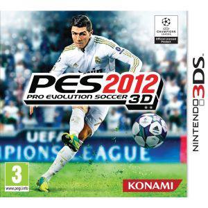 PES 2012: Pro Evolution Soccer 3D Nintendo 3DS