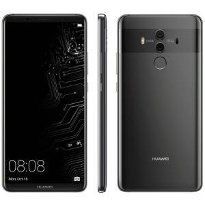 """Smartphone 6"""" Huawei Mate 10 Pro - 128 Go, Gris, Débloqué (Reconditionné)"""