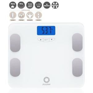 Pèse personne impédance-mètre Artizlee - Blanc (Vendeur tiers)