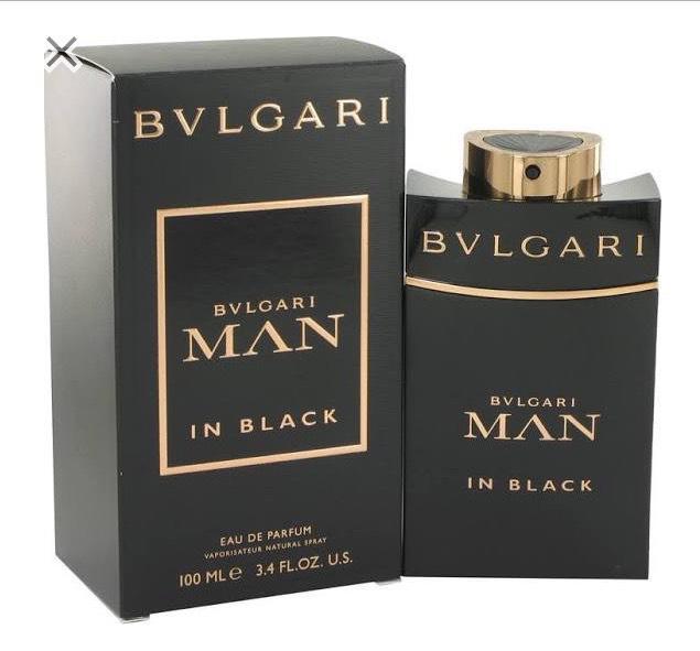 Parfum Bvlgari Man In Black 100 ml