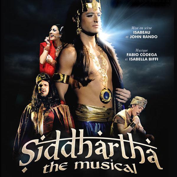 Places gratuites pour le spectacle musical Siddhartha les 1, 2 et 5 décembre