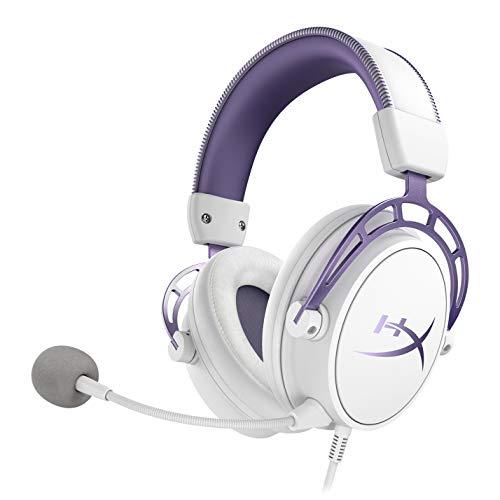 Casque gaming HyperX Kingston Cloud Alpha Purple