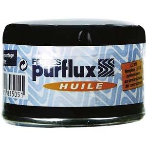 Filtre à huile ou à gazole purflux (avec 3,97€ sur la carte Waaoh)