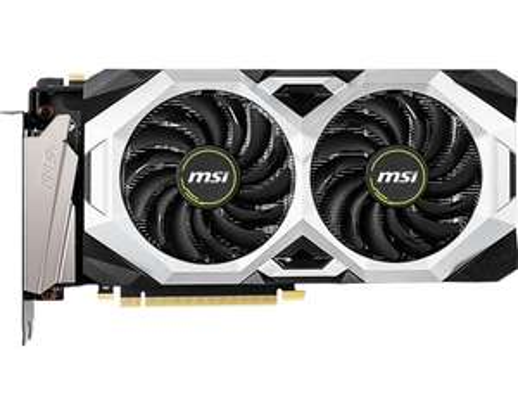 Sélection de cartes graphique Nvidia GeForce RTX 2070 Super en promotion - Ex : MSI Ventus OC -8 Go (500.03€ via COUPDEBOL) + 2 jeux offerts